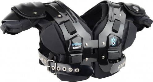 Sports Unlimited Stealth Adult Football Shoulder Pads