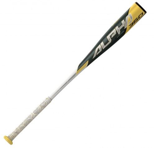 "Easton 2020 Alpha 360 2 1/2"" Youth USA Baseball Bat (-13)"