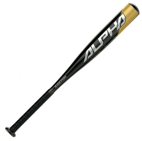 "Easton 2020 ALPHA 2 1/4"" USA Tee Ball Bat (-10)"