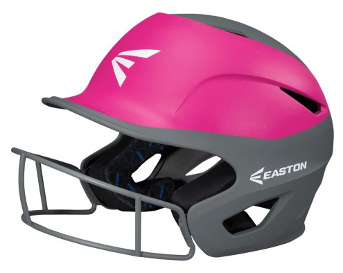 Easton PROWESS Grip Two-Tone Junior Fastpitch Batting Helmet