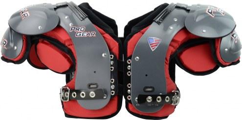 Pro Gear Alpha Series Adult Football Shoulder Pads - QB/WR
