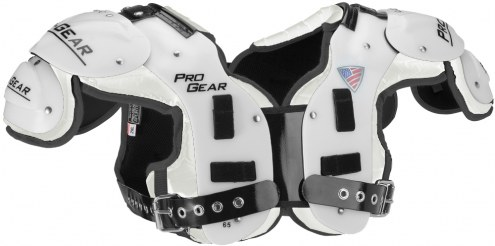 Pro Gear PL65 Adult Football Shoulder Pads - OL / DL / TE