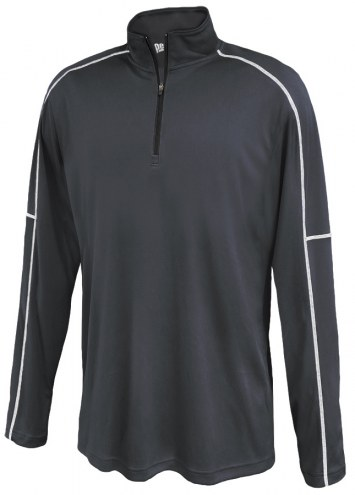 Pennant Conquest 1/4 zip Men's Custom Long Sleeve Shirt
