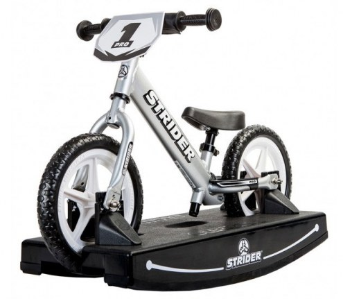 Strider 12 Pro Balance Bike Baby Bundle