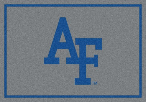 Air Force Falcons College Team Spirit Area Rug