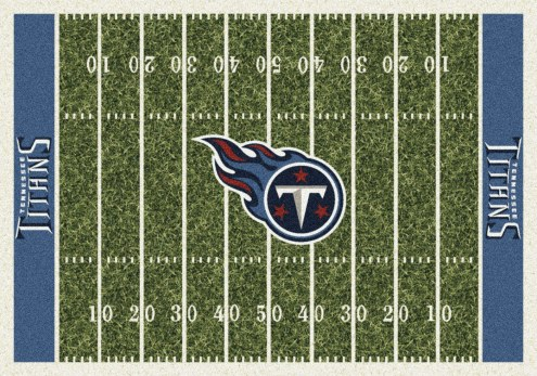 Tennessee Titans NFL Home Field Area Rug