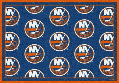 New York Islanders NHL Repeat Area Rug