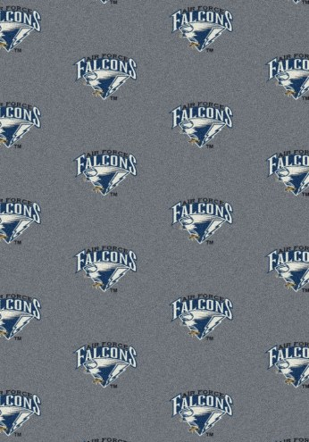 Air Force Falcons College Repeat Area Rug