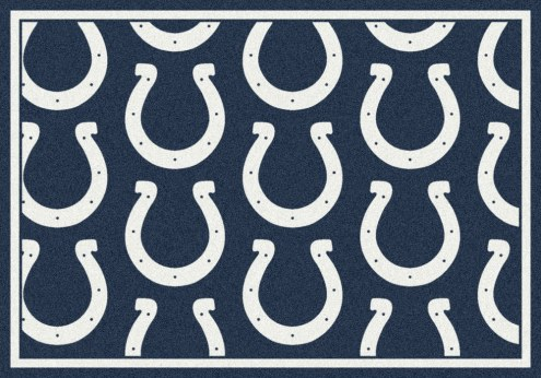 Indianapolis Colts NFL Repeat Area Rug