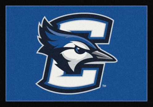 Creighton Bluejays College Team Spirit Area Rug
