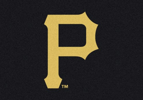 Pittsburgh Pirates MLB Team Spirit Area Rug