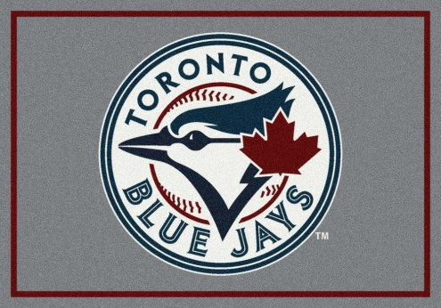 Toronto Blue Jays MLB Team Spirit Area Rug