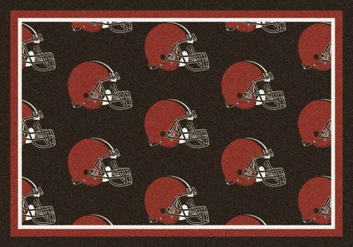 Cleveland Browns NFL Repeat Area Rug