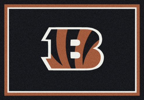 Cincinnati Bengals NFL Team Spirit Area Rug
