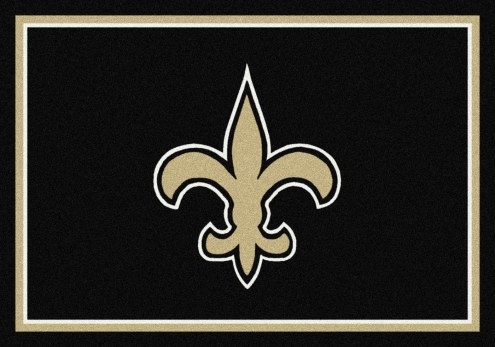 New Orleans Saints NFL Team Spirit Area Rug