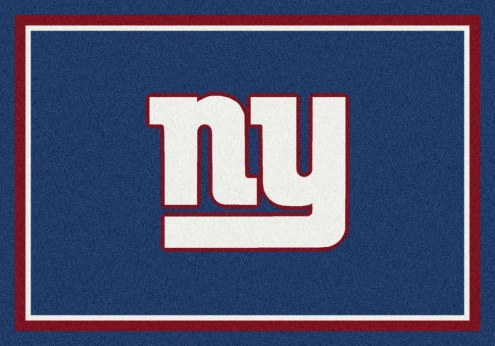 New York Giants NFL Team Spirit Area Rug