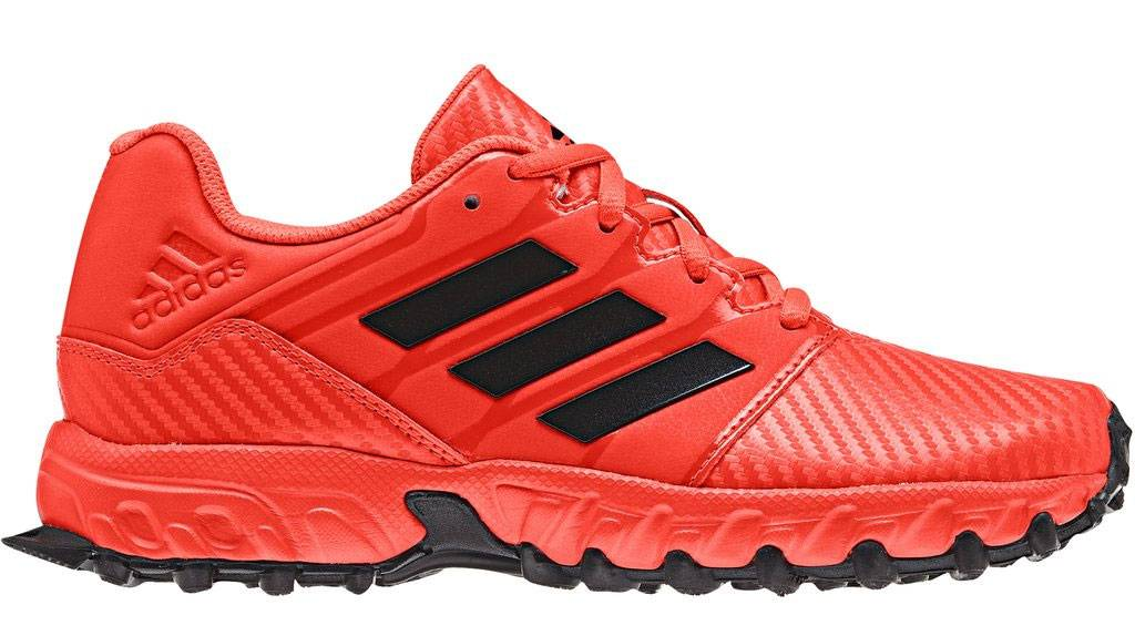 adidas hockey shoes red