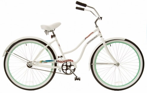 "Titan Docksider 17"" Women's Single Speed Bike"