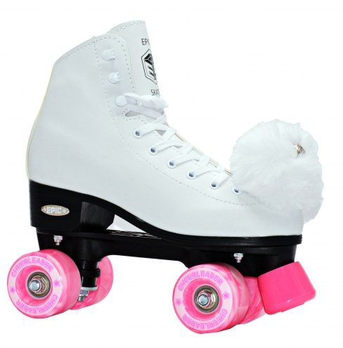 Epic Cheerleader Women's Quad Roller Skates