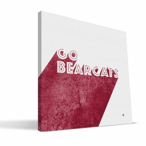 Cincinnati Bearcats Shade Canvas Print