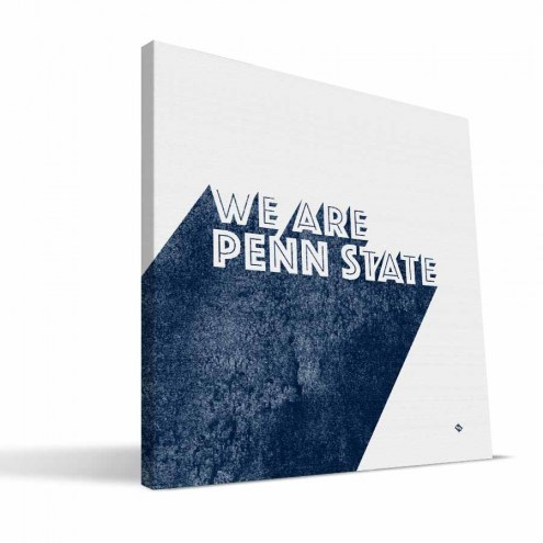 Penn State Nittany Lions Shade Canvas Print