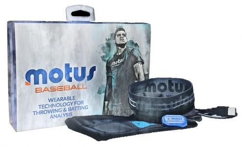 Motus Baseball Throwing and Batting Tracking Kit