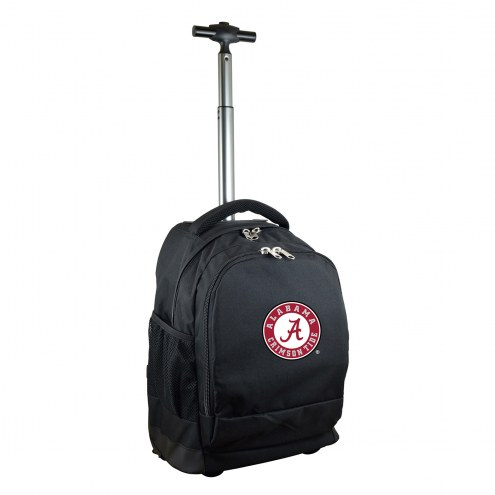 Alabama Crimson Tide Premium Wheeled Backpack