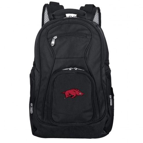 Arkansas Razorbacks Laptop Travel Backpack