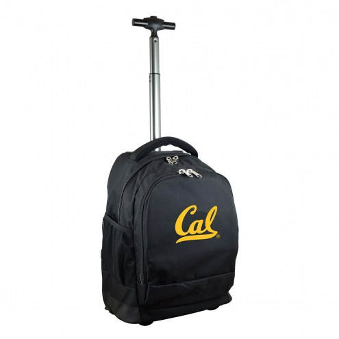 California Golden Bears Premium Wheeled Backpack