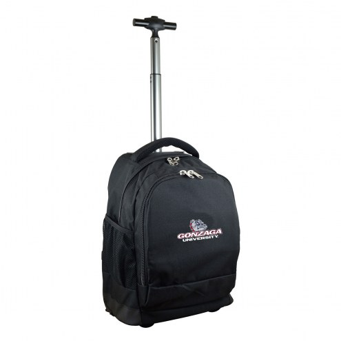 Gonzaga Bulldogs Premium Wheeled Backpack