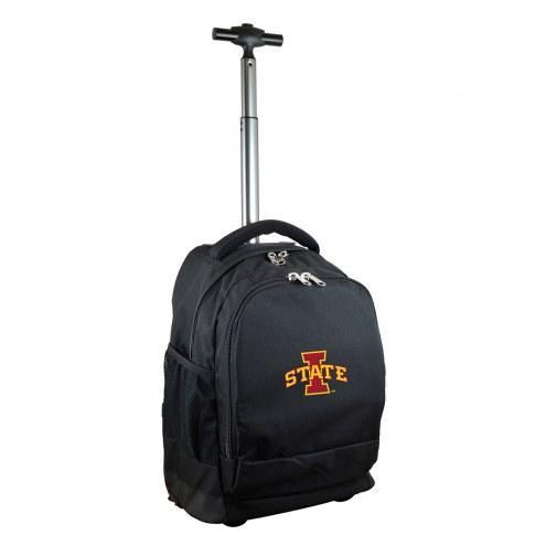 Iowa State Cyclones Premium Wheeled Backpack