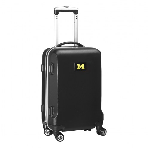 """Michigan Wolverines 20"""" Carry-On Hardcase Spinner"""