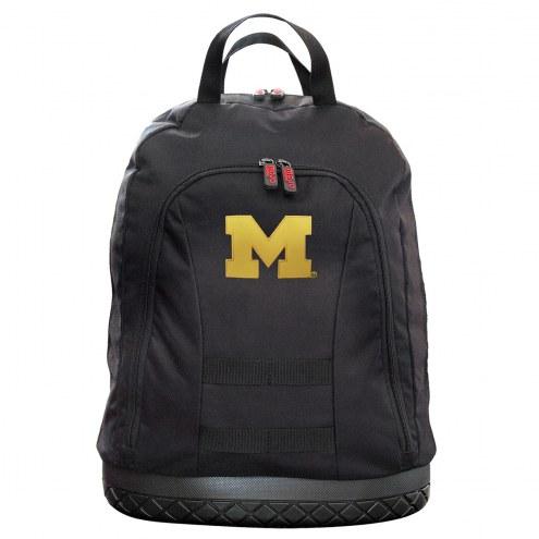 Michigan Wolverines Backpack Tool Bag