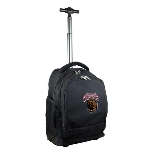 Montana Grizzlies Premium Wheeled Backpack