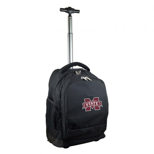 Mississippi State Bulldogs Premium Wheeled Backpack