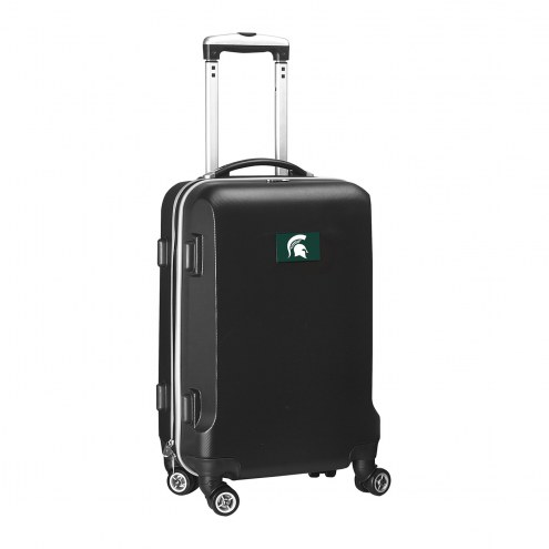 """Michigan State Spartans 20"""" Carry-On Hardcase Spinner"""
