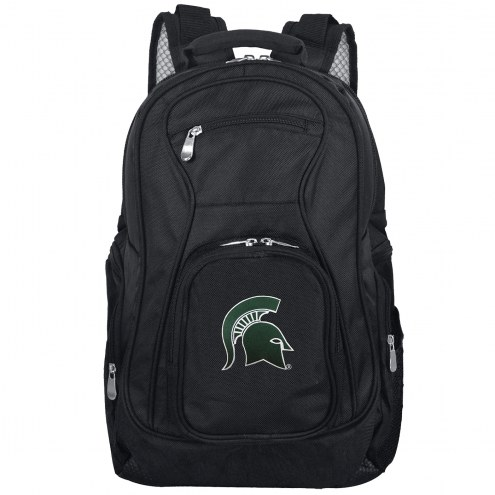 Michigan State Spartans Laptop Travel Backpack