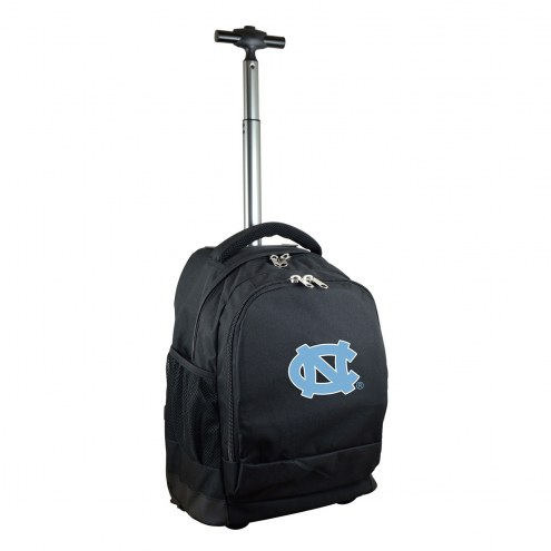 North Carolina Tar Heels Premium Wheeled Backpack