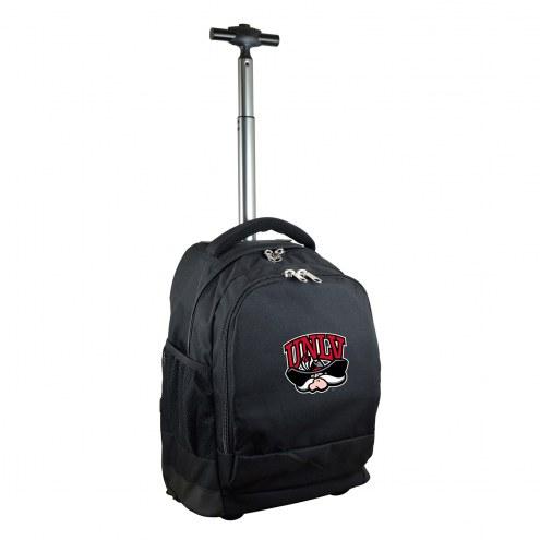 UNLV Rebels Premium Wheeled Backpack