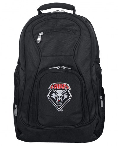 New Mexico Lobos Laptop Travel Backpack