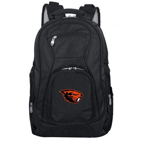 Oregon State Beavers Laptop Travel Backpack