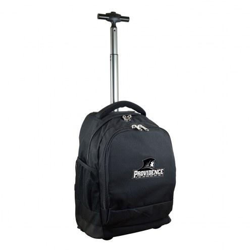 Providence Friars Premium Wheeled Backpack