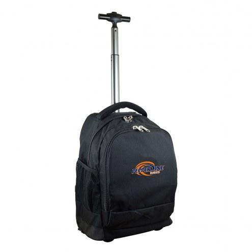 Pepperdine Waves Premium Wheeled Backpack