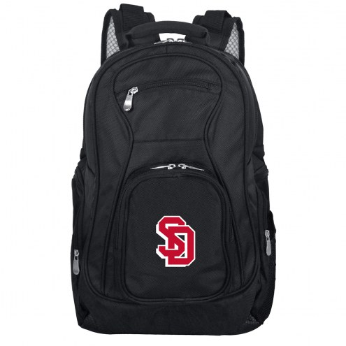 South Dakota Coyotes Laptop Travel Backpack