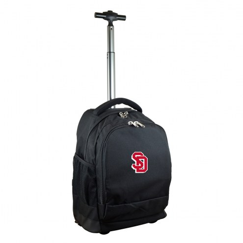 South Dakota Coyotes Premium Wheeled Backpack