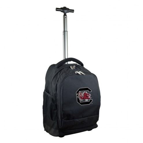 South Carolina Gamecocks Premium Wheeled Backpack