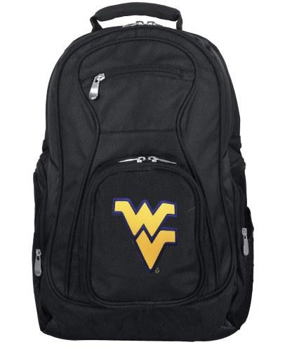 West Virginia Mountaineers Laptop Travel Backpack