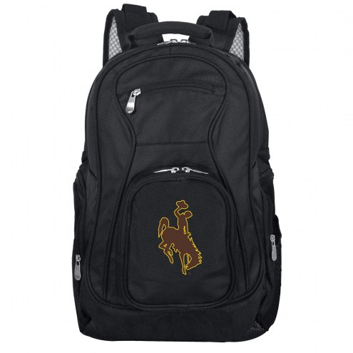 Wyoming Cowboys Laptop Travel Backpack