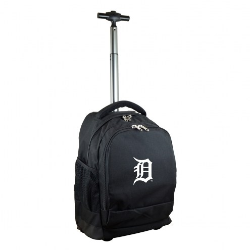 Detroit Tigers Premium Wheeled Backpack