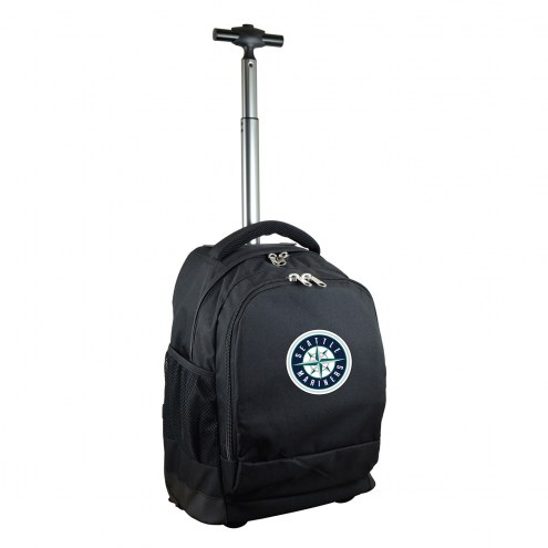Seattle Mariners Premium Wheeled Backpack
